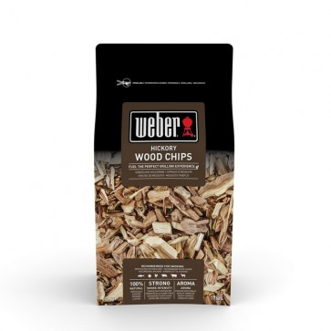Weber Houtsnippers 0,7 kg, Hickory