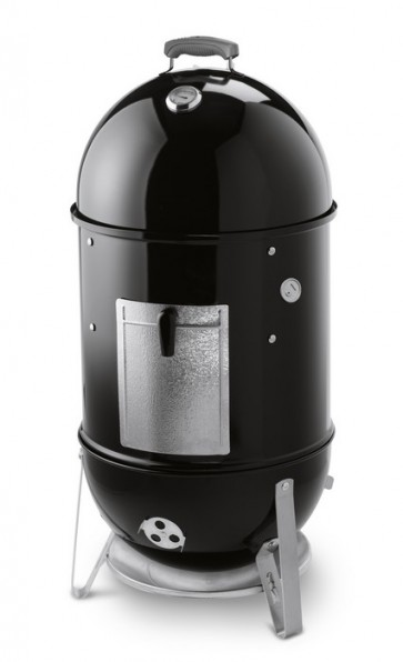 Weber Smokey Mountain Cooker 47 cm, Black