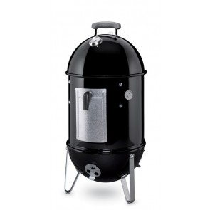 Weber Smokey Mountain Cooker 37 cm, Black