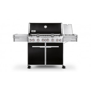 Weber Summit E-670 GBS 'System Edition' Black