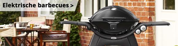 Weber elektrische barbecues - BBQ's